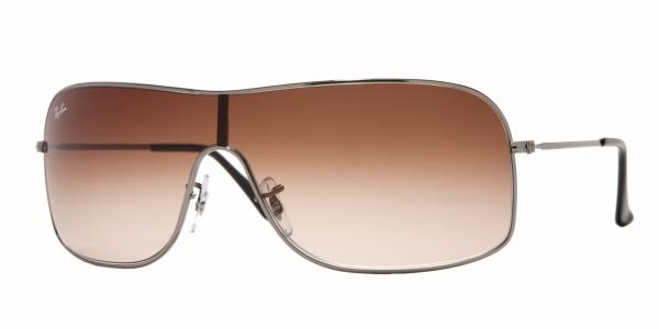RAY-BAN HIGHSTREET 3341 004/13 RAYBAN LUNETTES SOLEIL MONTURE