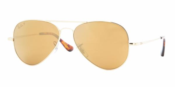 RB8029K 040K55 58mm RAYBAN RAY-BAN PILOTE AVIATOR SOLEIL LUNETTES